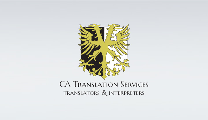 CA Translation Services logo refresh