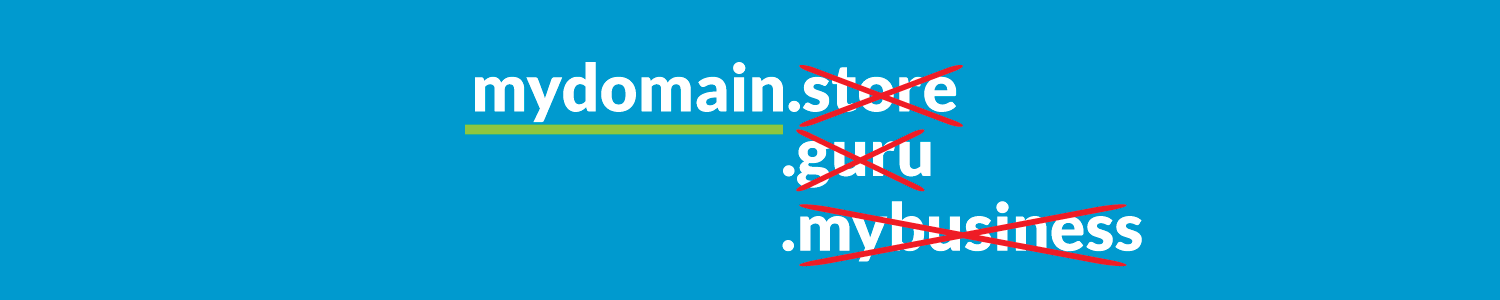 It's all in the domain name