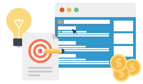 Digital Marketing target icon